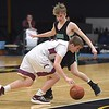 WEM boys basketball v. Springfield 2