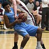 New Ulm Cathedral boys basketball v. MVL 1
