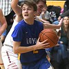 Loyola boys basketball feature
