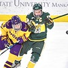 MSU men's hockey v. Northern Michigan 1