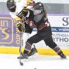 Mankato East v. Mankato West girls hockey 1