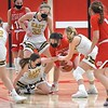 East v. West girls basketball 1