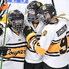 Mankato East v. Mankato West girls hockey 2