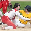 Mankato East softball v. Austin 1