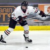 West boys hockey's Kyle Looft