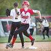 Mankato West vs East Girls Softball