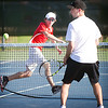Mankato West vs East 10S Doubles
