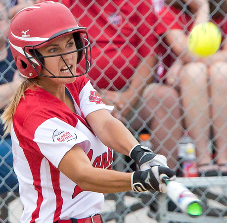 Mankato West Softball 2AAA v Hutchinson