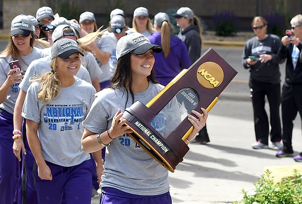 MSU softball success 1