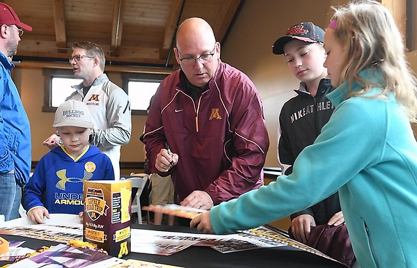 Gopher Road Trip 1
