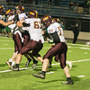 Blue Earth v Maple River AA playoff football second