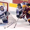 Timeline-MSU v. U of M hockey 2008