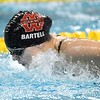 State girls swimming Bartell