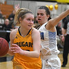 East girls basketball Mackenzie Schweim