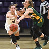 MSU women's basketball v. Northern Michigan 1