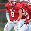 Mnakato West football Peter Haley