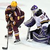 MSU men's hockey v. Minnesota 7