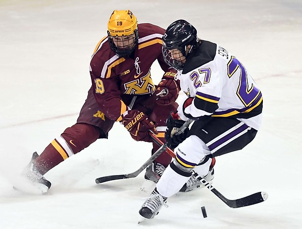 MSU men's hockey v. Minnesota 2