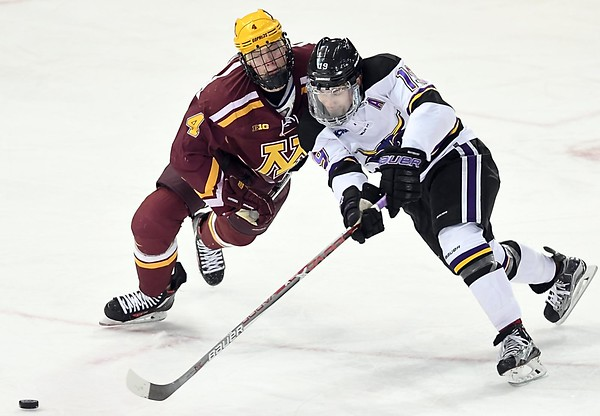 MSU men's hockey v. Minnesota 5