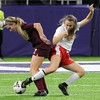 Mankato West girls soccer v. Dover-Eyota