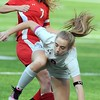 Mankato West girls soccer v. Benilde-St. Margaret's 1