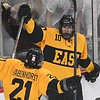 East/Loyola boys hockey Megard