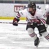 Mankato West boys hockey Kyle Looft