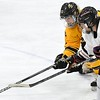 Mankato East/Loyola girls hockey v. Mankato West 2