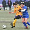 MSU women's soccer v. University of Mary 4