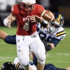 Mankato West football v. Mahtomedi 3