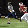 Mankato West football v. Mahtomedi 1