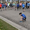 Mankato Marathon full start shoe