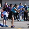 Mankato Marathon full finish fans