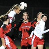 Mankato West girls soccer v. North Branch 2