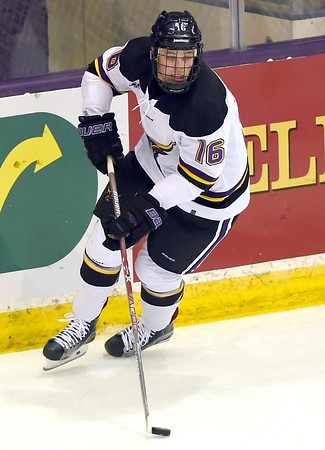 Minnesota State men's hockey Jordan Nelson