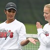 Mankato West girls tennis
