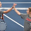 Section 3A girls tennis-USC doubles