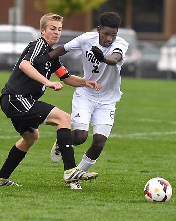 Mankato East boys soccer