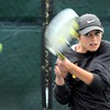 Mankato East girls tennis v. New Prague