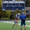New JWP football field