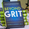 Local author Cindra Kamphoff's new book Beyond Grit: Ten Powerful Practices to Gain the High-Performance Edge came out on Thursday. Kamphoff, a doctorate in sport and performance psychology, launched her first book at the Verizon Center ballroom. Photo by Jackson Forderer