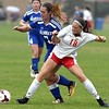 Mankato West girls soccer v. Kasson-Mantorville 2