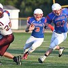 St. Clair/Mankato Loyola football quarterback