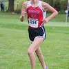 Mankato West's xxx runs at the West Invitational on Tuesday. Photo by Jackson Forderer