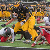 Gustavus FB vs MLC Main