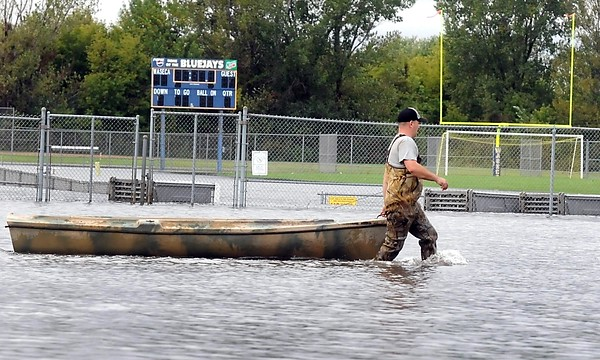 Waseca flooding