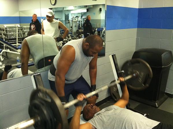 Weight Training Family