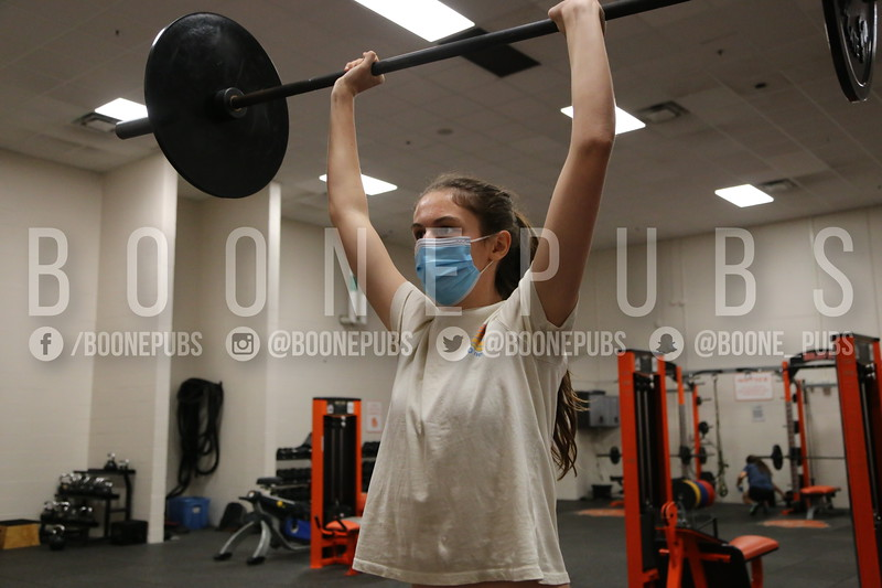 11-2 weightlifting practice_Hayes0126