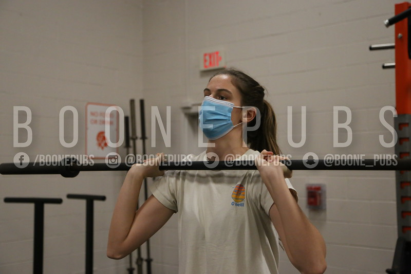 11-2 weightlifting practice_Hayes0112