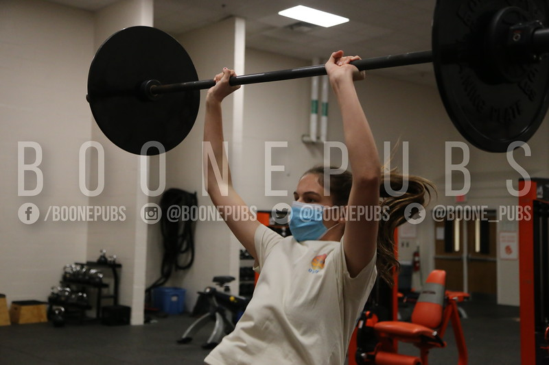 11-2 weightlifting practice_Hayes0117